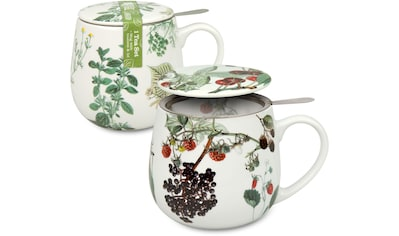Könitz Becher »Kräuter/Früchte Tea 4 you«, (Set, 2 tlg.), 2-teilig kaufen