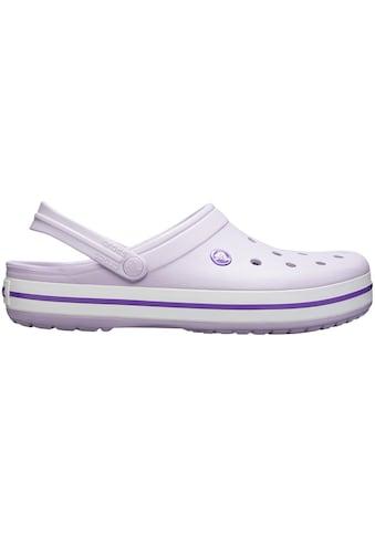Crocs Clog »Crocband lavender/purple« kaufen