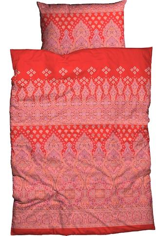 CASATEX Bettwäsche »Ajala«, modernes Paisley kaufen