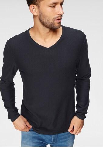 Jack & Jones V-Ausschnitt-Pullover »THORN KNIT V NECK« kaufen