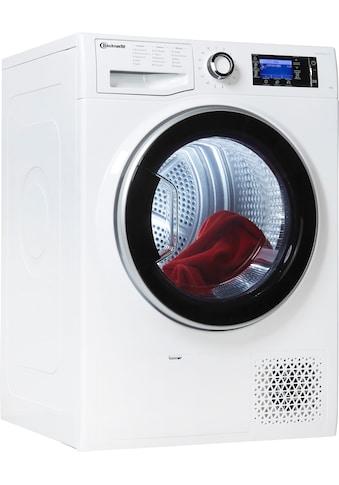 BAUKNECHT Wärmepumpentrockner »T Sense D 8X3E DE«, 8 kg kaufen