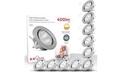 B.K.Licht,LED Einbaustrahler kaufen