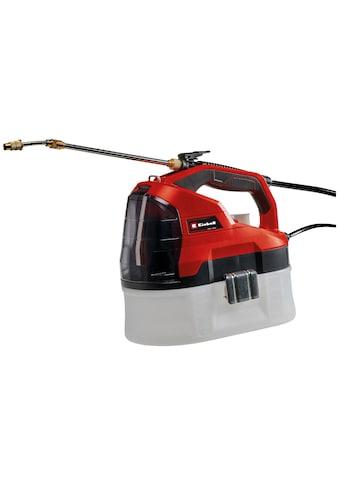 EINHELL Akku - Drucksprühgerät »GE - WS 18/35 Li - Solo«, 3,8 Liter, ohne Akku und Ladegerät kaufen