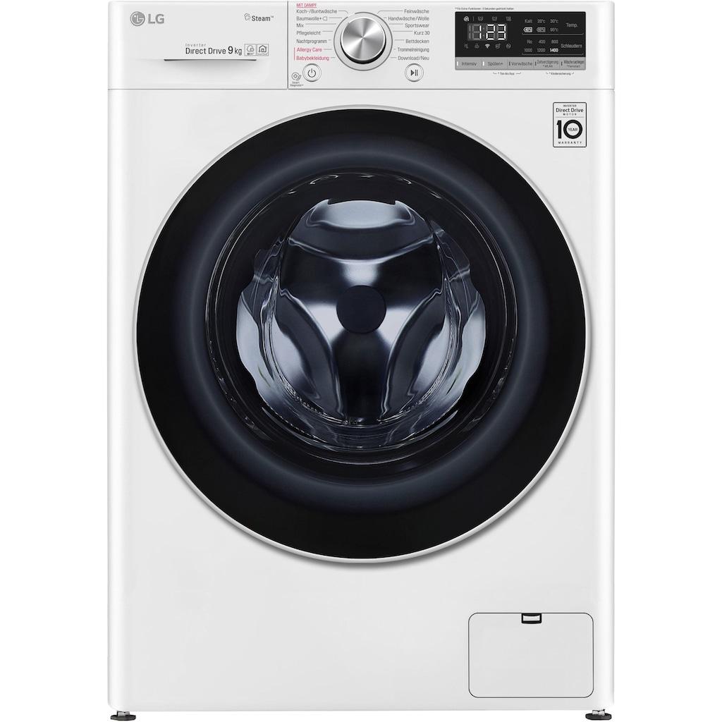LG Waschmaschine Serie 4 F4WV409S1
