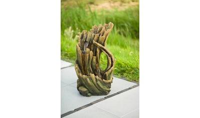 UBBINK Gartenbrunnen »Alcamo«, mit LED, BxTxH: 51x36x78 cm kaufen