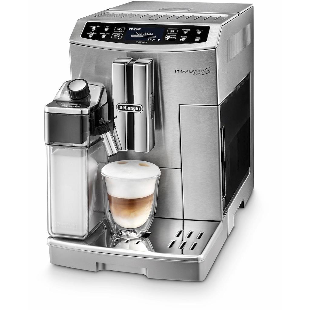 De'Longhi Kaffeevollautomat »Prima Donna S EVO ECAM 510.55.M«, App-Steuerung