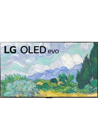 LG OLED-Fernseher »OLED55G19LA«, 139 cm/55 Zoll, 4K Ultra HD, Smart-TV, (bis zu... kaufen