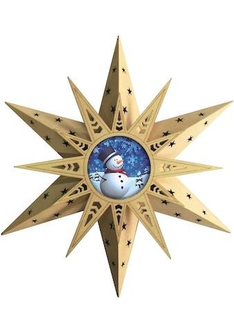 BONETTI,LED Stern»Schneemann«, kaufen