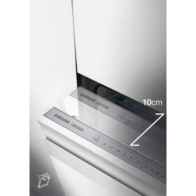 Samsung Unterbaugeschirrspüler, 9,9 Liter, 14 Maßgedecke