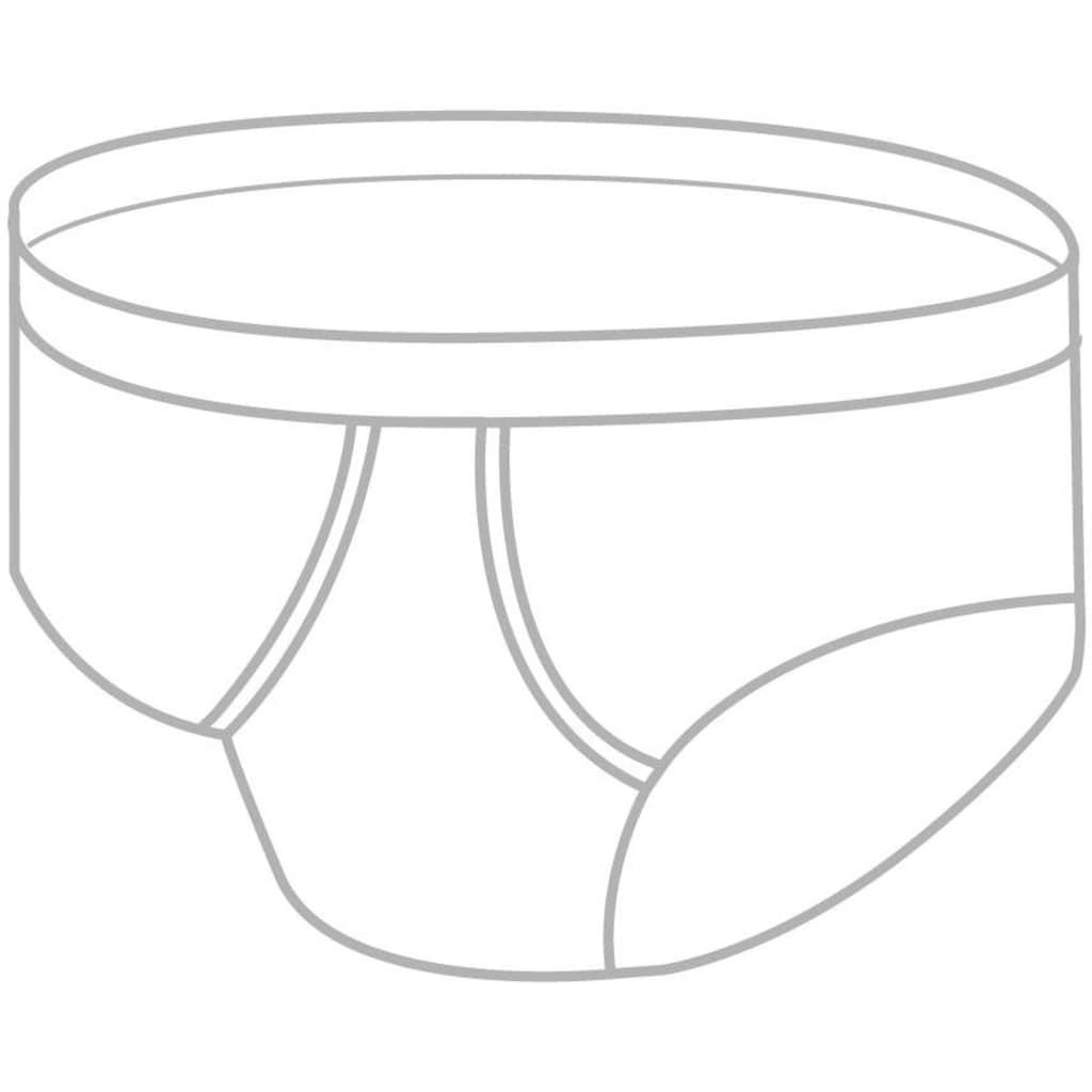 Hydas Inkontinenzslip, mit integrierter Saugeinlage