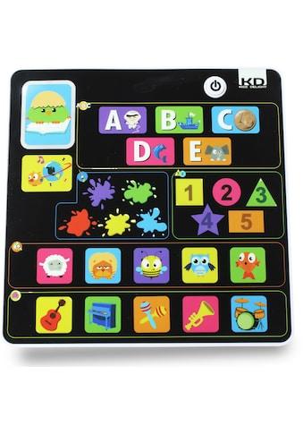 Lerntablet »KD Kidz Delight, Tech Too Mein erster Tablet PC« kaufen