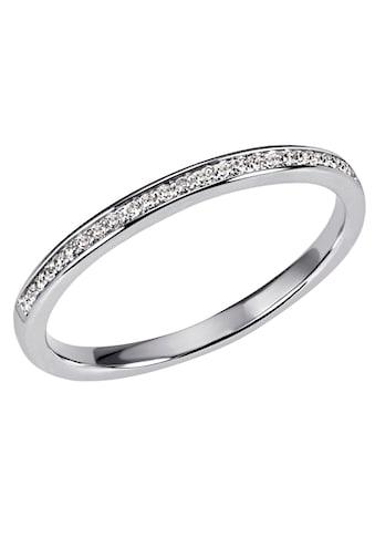 Firetti Fingerring »Glitzernd, ca.1,90 mm breit, glänzend, massiv« kaufen
