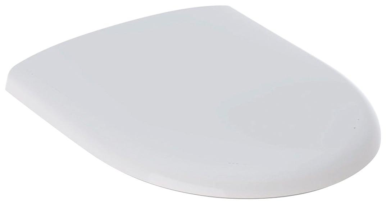 KERAMAG WC-Sitz »RENOVA Nr. 1« | Bad > WCs > WC-Becken | Weiß | Mdf - Edelstahl | KERAMAG