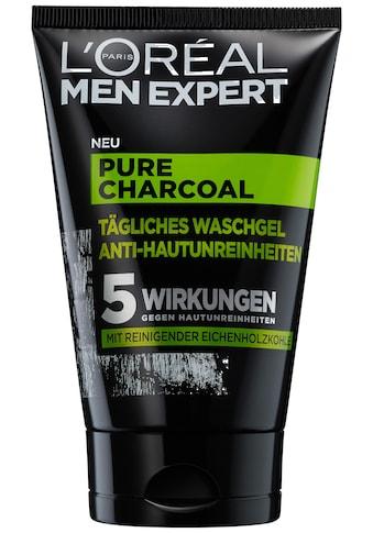 "L'ORÉAL PARIS MEN EXPERT Waschgel ""Pure Charcoal"" kaufen"