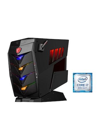 MSI Intel i7 - 8700 16GB SSD + HDD GeForce RTX 2060 »Aegis 3 8SC - 219DE« kaufen