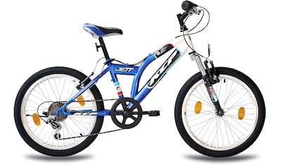 KCP Kinderfahrrad »Jett SF«, 6 Gang, Shimano, Tourney RD-TZ500-GS Schaltwerk,... kaufen