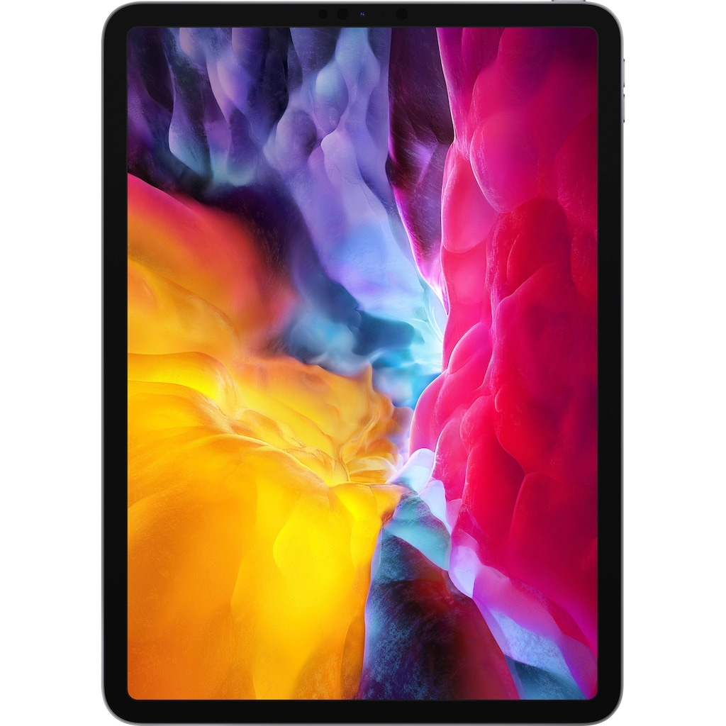 Apple Tablet »iPad Pro 11.0 (2020) - 1 TB WiFi«, Kompatibel mit Apple Pencil 2