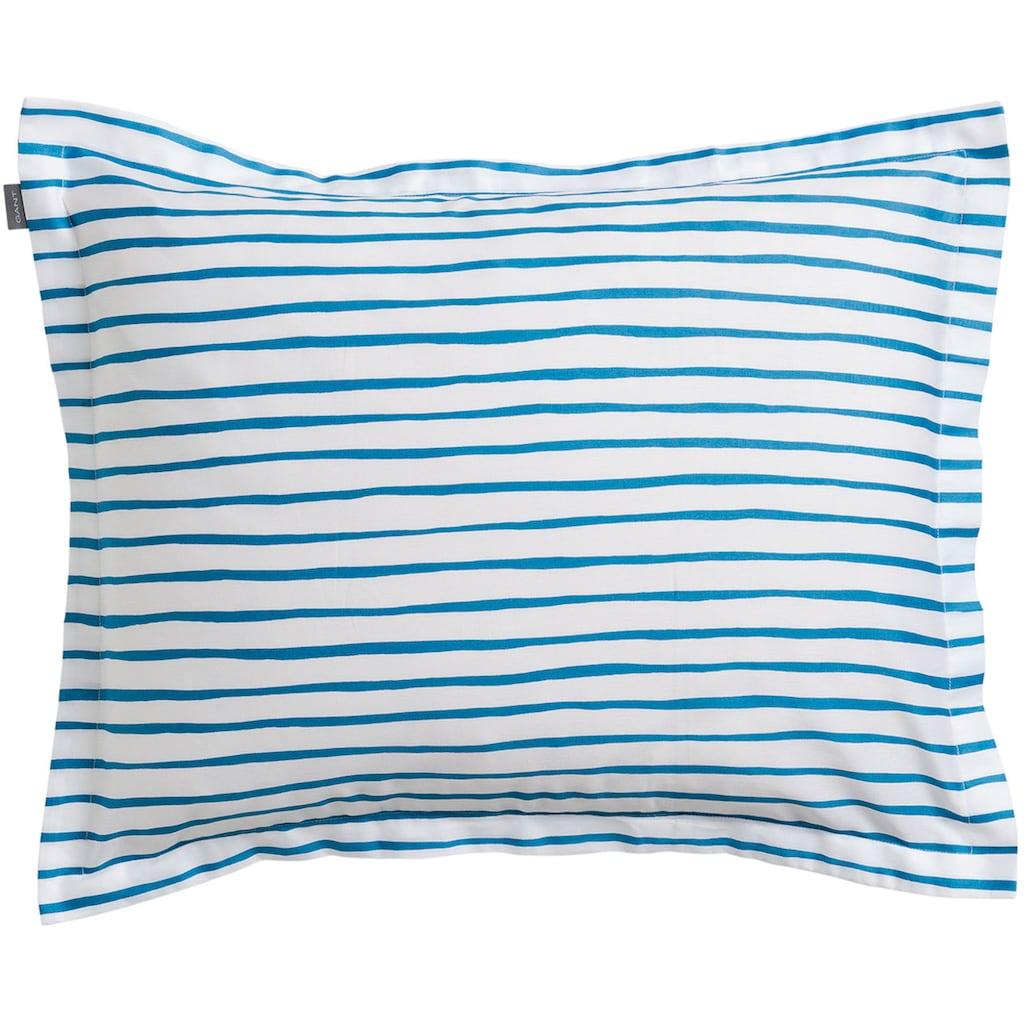 Gant Bettwäsche »Paint Stripe«, mit Streifen
