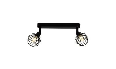 Brilliant Leuchten Deckenstrahler »Noris«, G9, 1 St., Warmweiß, LED Spotbalken 2flg... kaufen