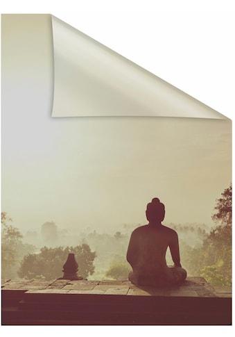 LICHTBLICK Fensterfolie »Tempel Borobudur«, selbstklebend, Sichtschutz kaufen
