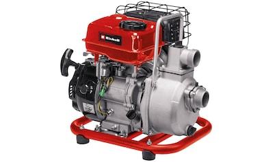 Einhell Wasserpumpe »GC-PW 16«, mit 4-Takt Motor, 14000 l/h max. Fördermenge kaufen