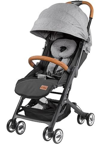 Gesslein Kinder-Buggy »Babies Smiloo Cuby, grau-meliert«, mit Frontbügel; Kinderwagen,... kaufen