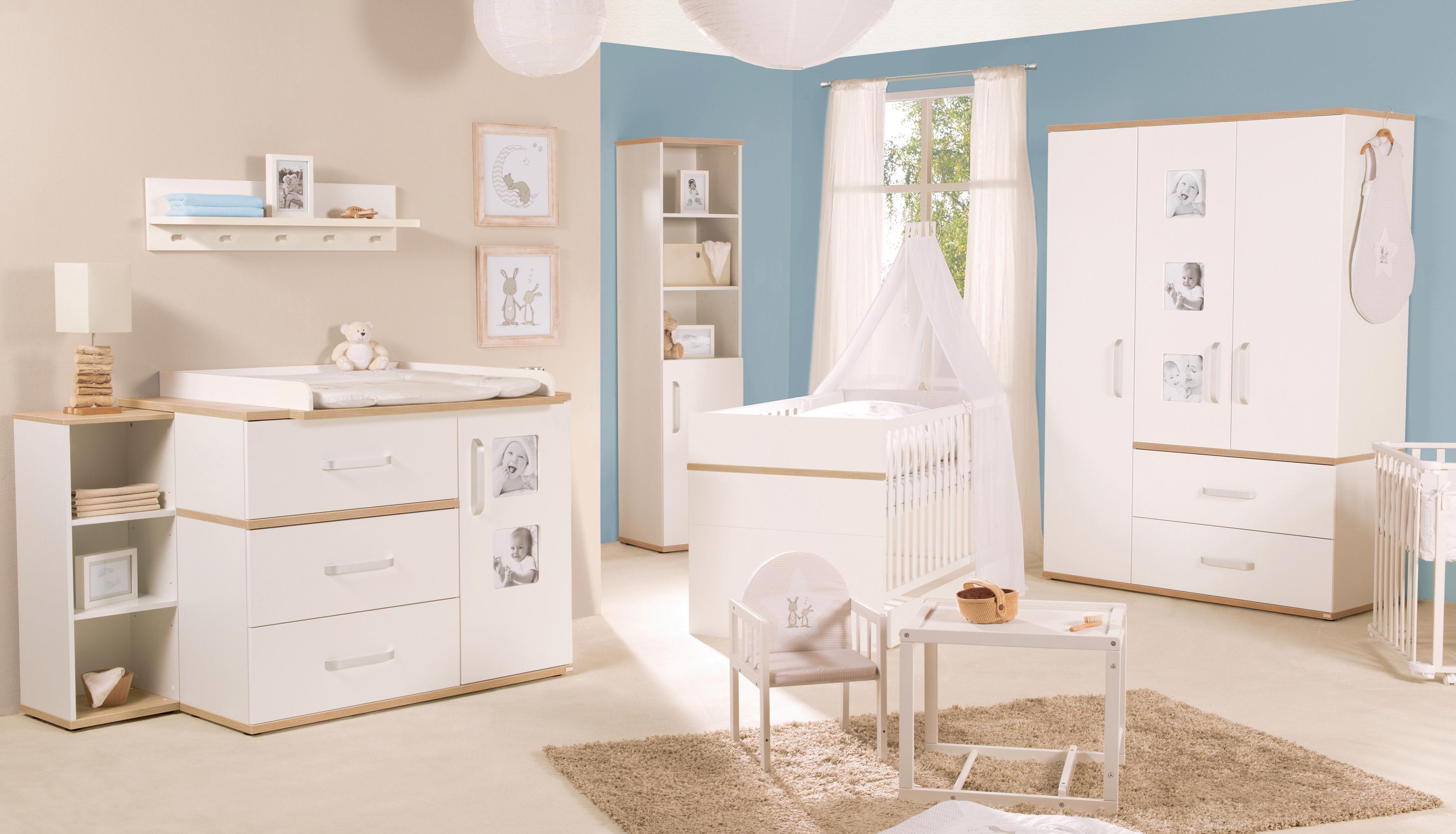 Roba Kinderzimmer Set (3-tlg.), »Pia breit« | Kinderzimmer > Komplett-Kinderzimmer | ROBA