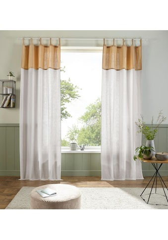 Vorhang, »Vita«, andas, Schlaufen 1 Stück kaufen