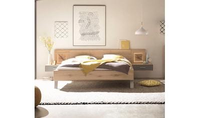 THIELEMEYER® Massivholzbett »Mira«, Bettseitenhöhe 46 cm kaufen