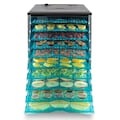 Klarstein Dörrautomat Dehydrator 10 Etagen mit Timer 800W »Fruit Jerky 10«