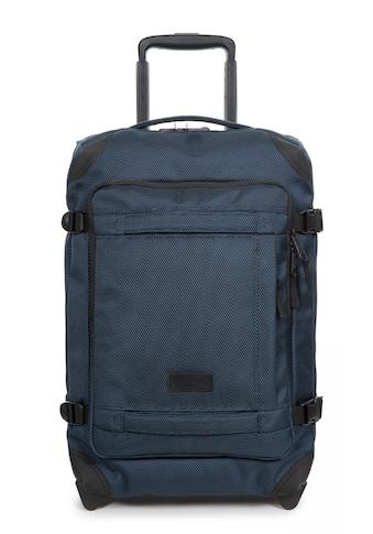 Eastpak Reisetasche »TRANVERZ S, Cnnct Navy«, mit 2 Rollen, enthält recyceltes... kaufen