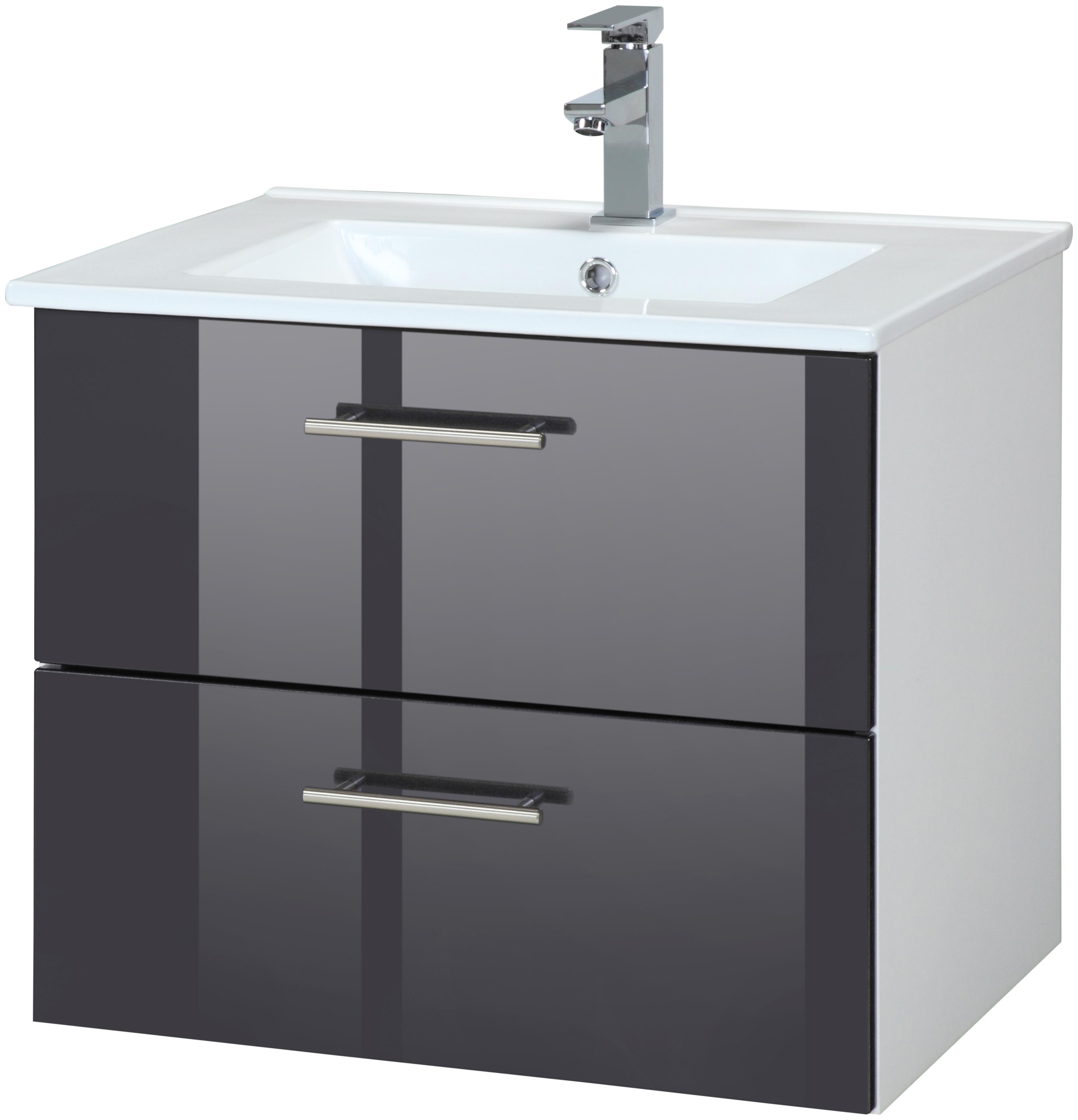 schwarz stahl badm bel sets online kaufen m bel suchmaschine. Black Bedroom Furniture Sets. Home Design Ideas