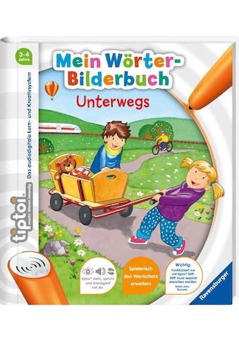 """Ravensburger Buch """"tiptoi® Mein Wörter - Bilderbuch: Unterwegs"""" kaufen"""
