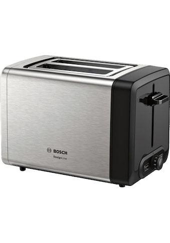 BOSCH Toaster »TAT4P420DE DesignLine«, 820 Watt kaufen