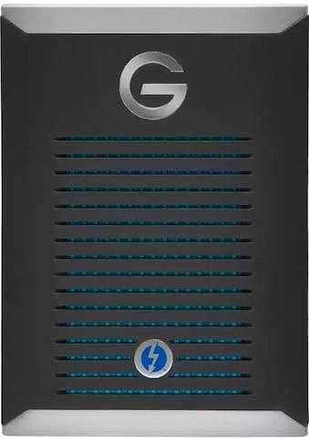 SanDisk Professional externe SSD »G-DRIVE PRO« kaufen
