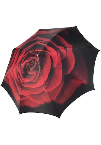 doppler MANUFAKTUR Stockregenschirm »Grazia, rose«, handgemachter Manufaktur-Stockschirm kaufen