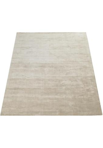 Paco Home Teppich »Bedina 450«, rechteckig, 14 mm Höhe, handgefertigter Kurzflor mit... kaufen