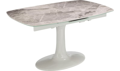 Places of Style Esstisch »Welland«, mit Keramiktischplatte in Marmoroptik, mit... kaufen
