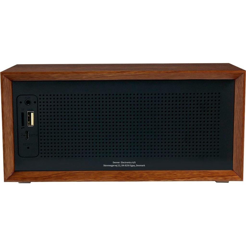 Denver Bluetooth-Lautsprecher »BTS-210«