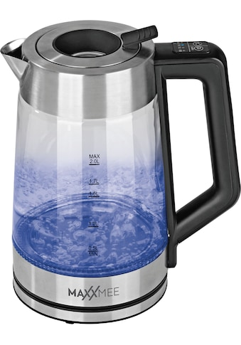 MAXXMEE Wasserkocher »Smart Deckel«, 2 l, 2200 W kaufen