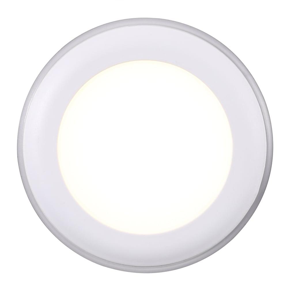 Nordlux,LED Einbaustrahler»2er Set Elkton 8«,