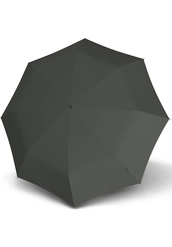 Knirps® Taschenregenschirm »I.050 Medium Manual, dark grey« kaufen