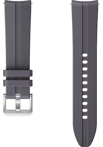 Samsung Uhrenarmband »Ridge Sport Band ET-SFR85 20 mm« kaufen