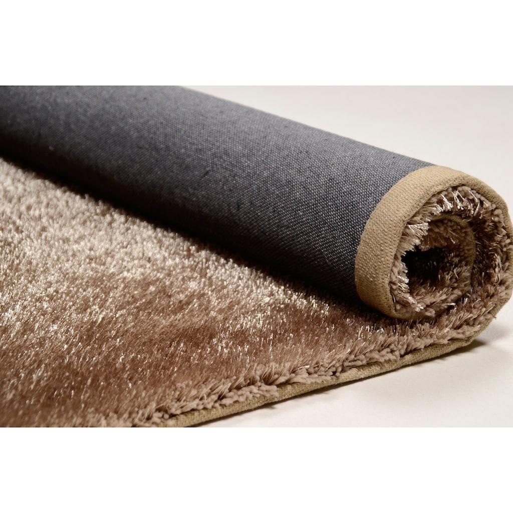 THEKO Hochflor-Teppich »Vido«, rechteckig, 32 mm Höhe