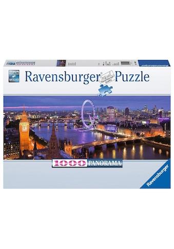 Ravensburger Puzzle »Panorama - London bei Nacht«, Made in Germany, FSC® - schützt... kaufen