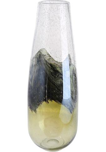 GILDE GLAS art Tischvase »Florenz«, aus Glas, Höhe ca. 48 cm kaufen