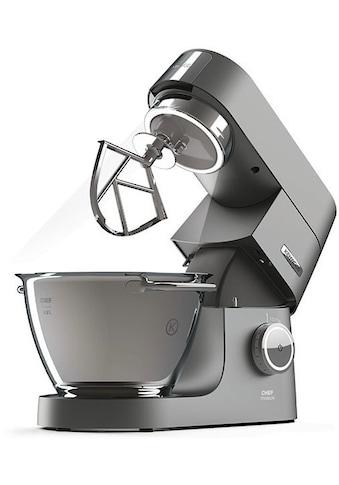 KENWOOD Küchenmaschine »Chef Titanium KVC7300S«, 1500 W, 4,6 l Schüssel kaufen
