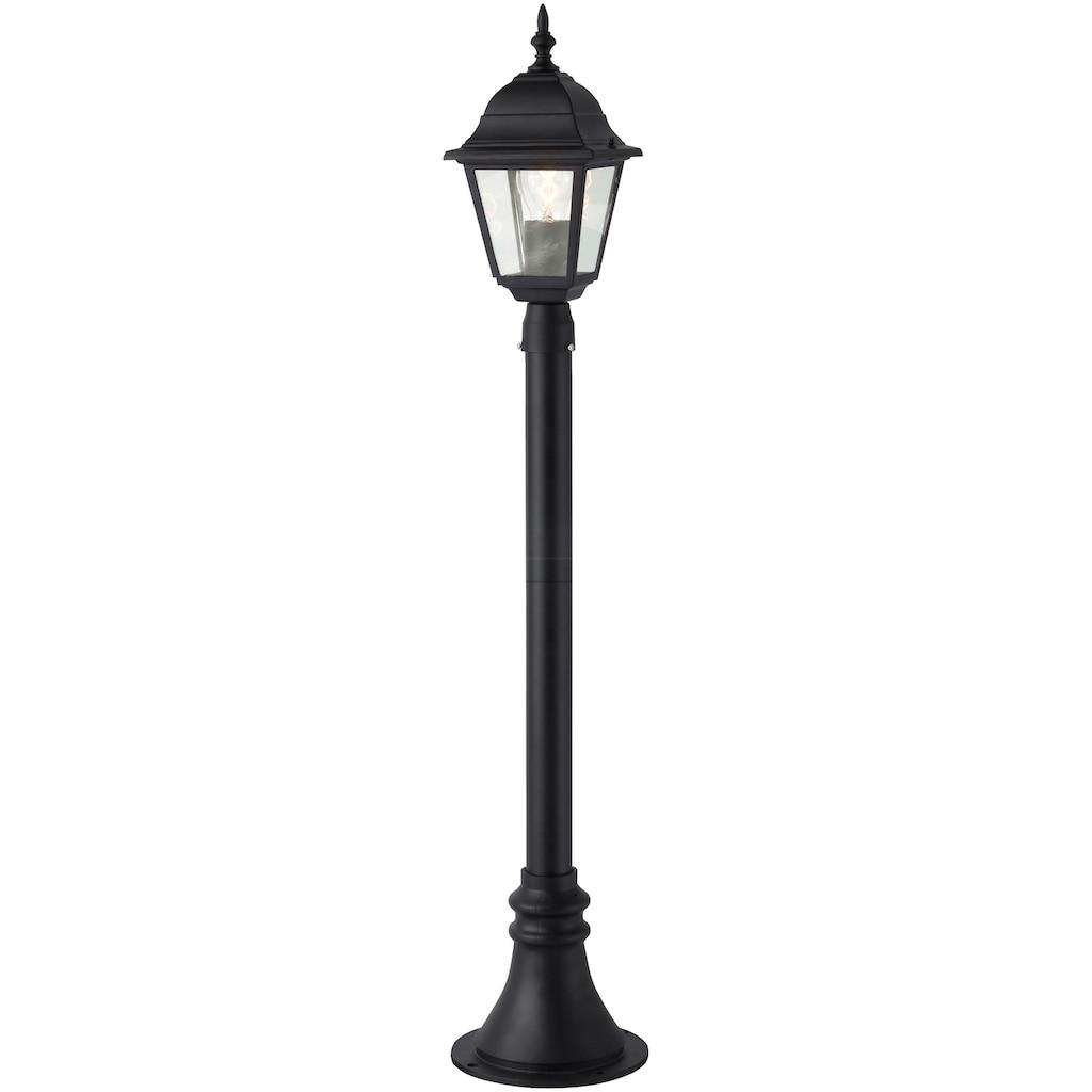 Brilliant Leuchten Newport Außenstandleuchte schwarz