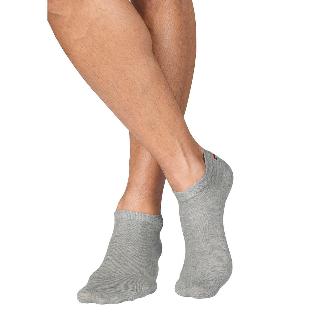 Fila Sneakersocken, (6 Paar), mit eingestricktem Logo