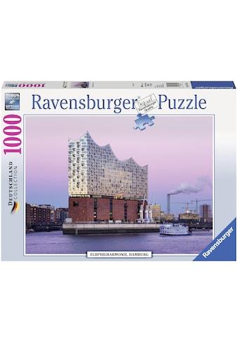 Ravensburger Puzzle »Elbphilharmonie Hamburg«, Made in Germany, FSC® - schützt Wald -... kaufen